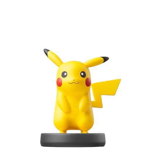 Amiibo - Pikachu