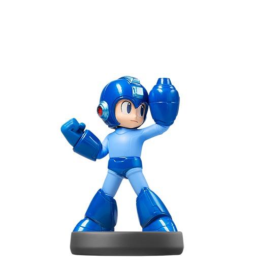 Amiibo - Mega Man