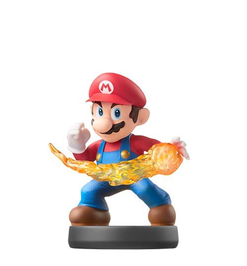 Amiibo - Mario