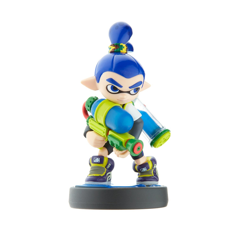 Amiibo - Blue Inkling Boy