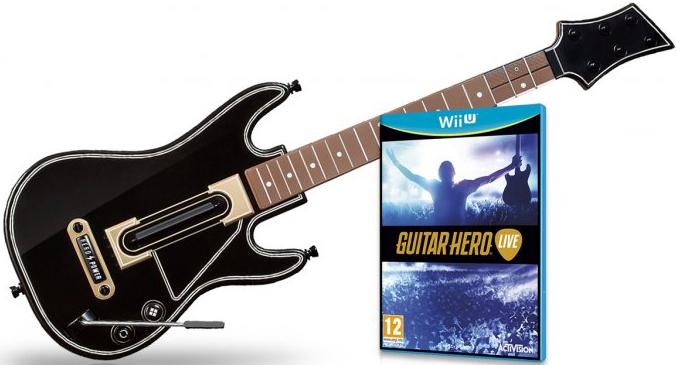 Guitar Hero Live - Guitar