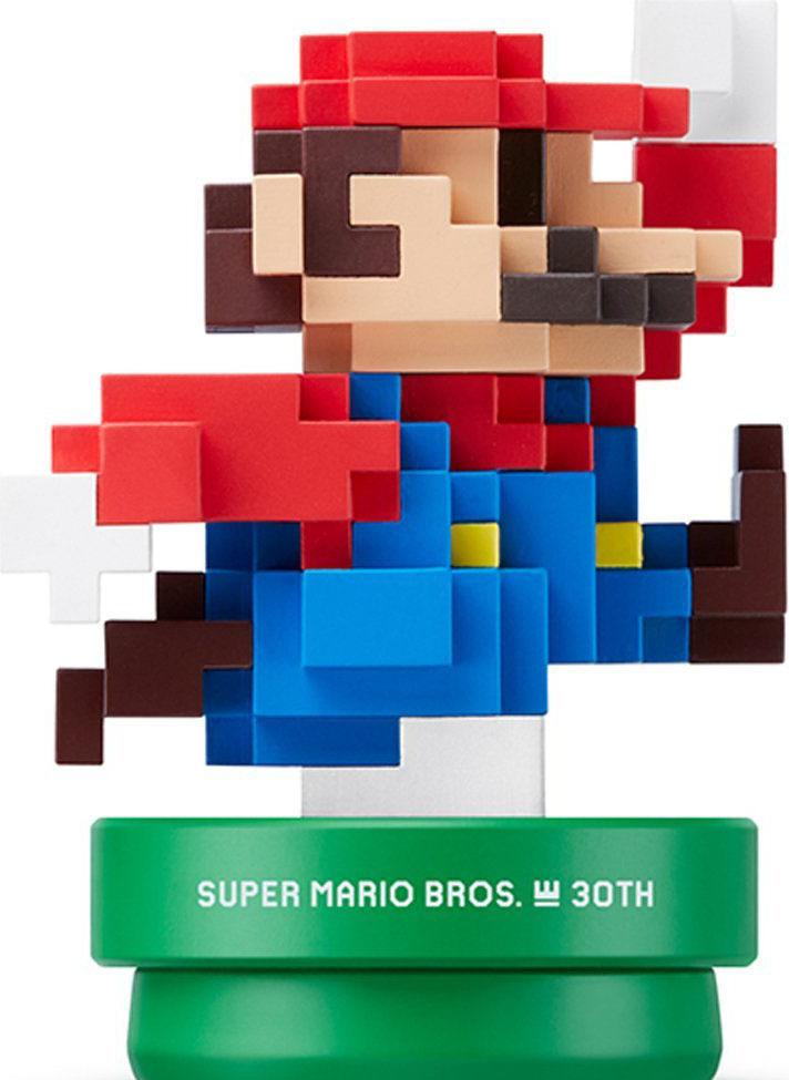 Amiibo - Mario 8 Bit Modern