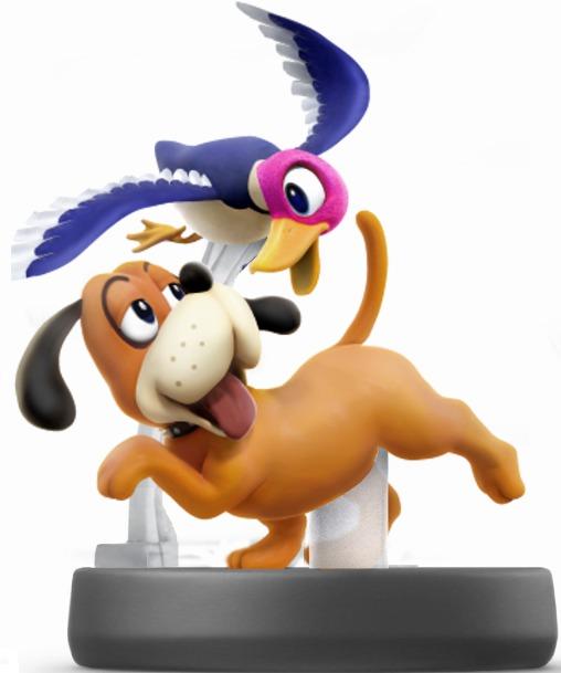Amiibo - Duck Hunt
