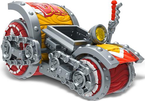 Barrel Blaster - Vehicle