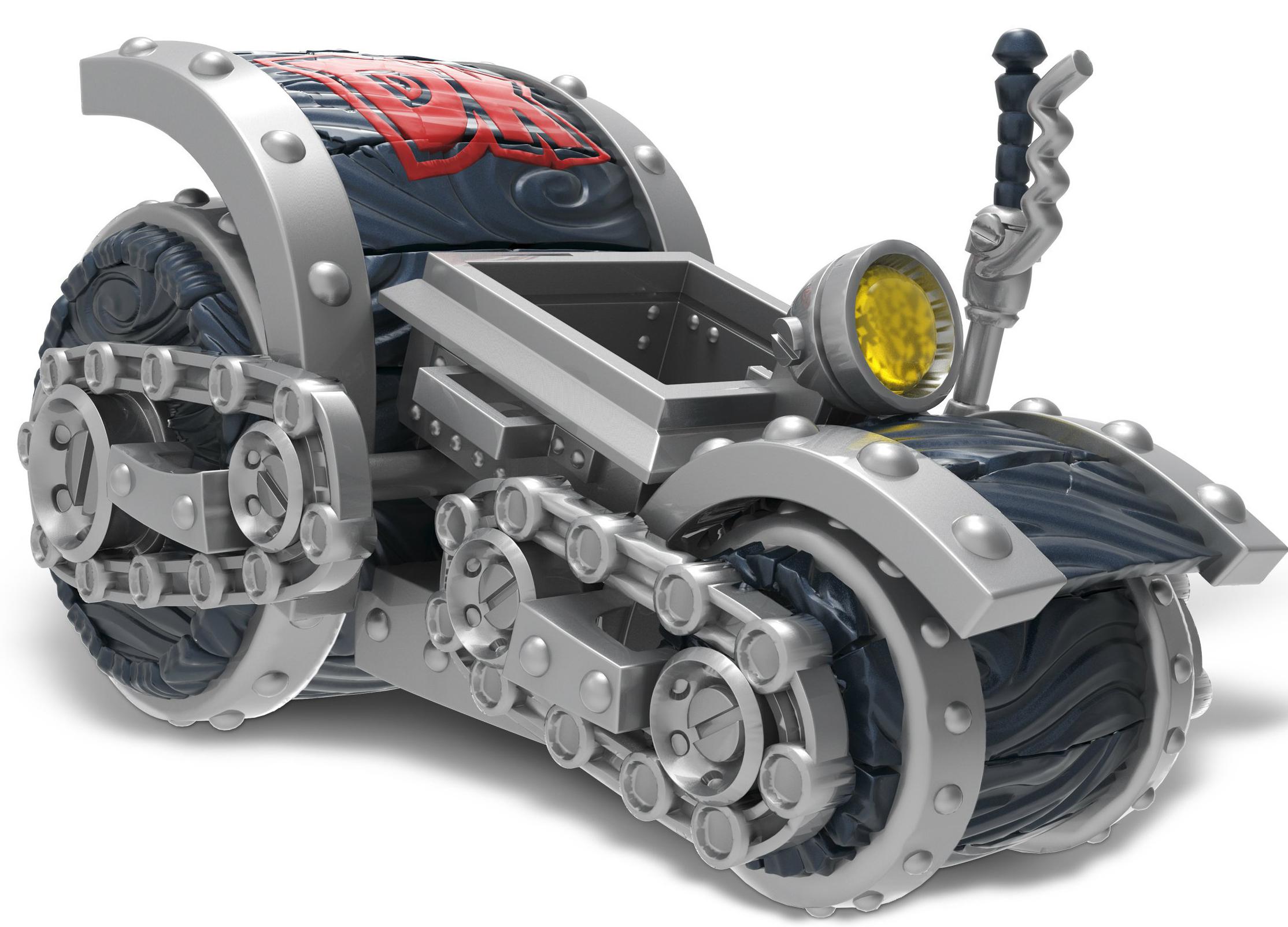 Dark Barrel Blaster - Vehicle