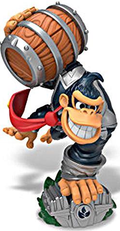 Dark Donkey Kong - Driver