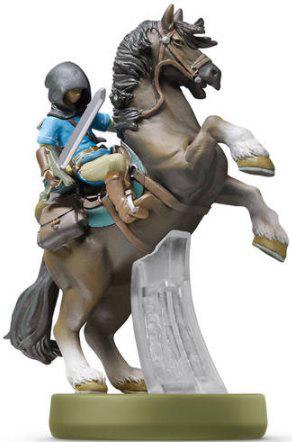 Amiibo - Link - Rider