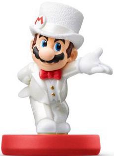 Amiibo - Mario Wedding Outfit