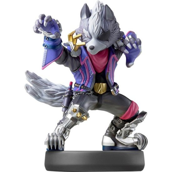 Amiibo - Wolf