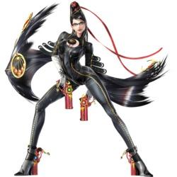 Amiibo - Bayonetta Player 2