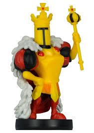 Amiibo - King Knight