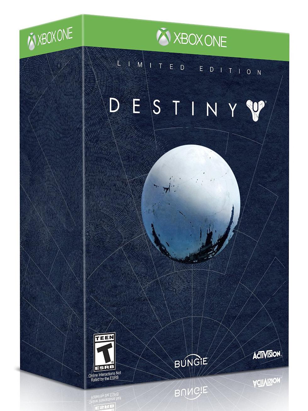 Destiny: Limited Edition