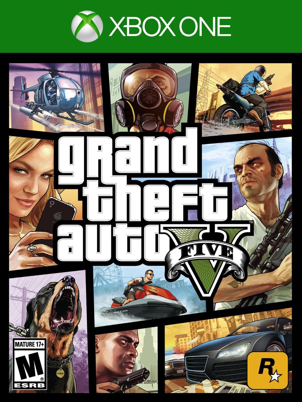 Grand Theft Auto V 5
