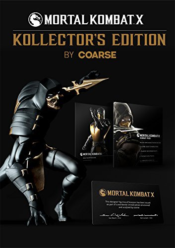 Mortal Kombat X by Coarse