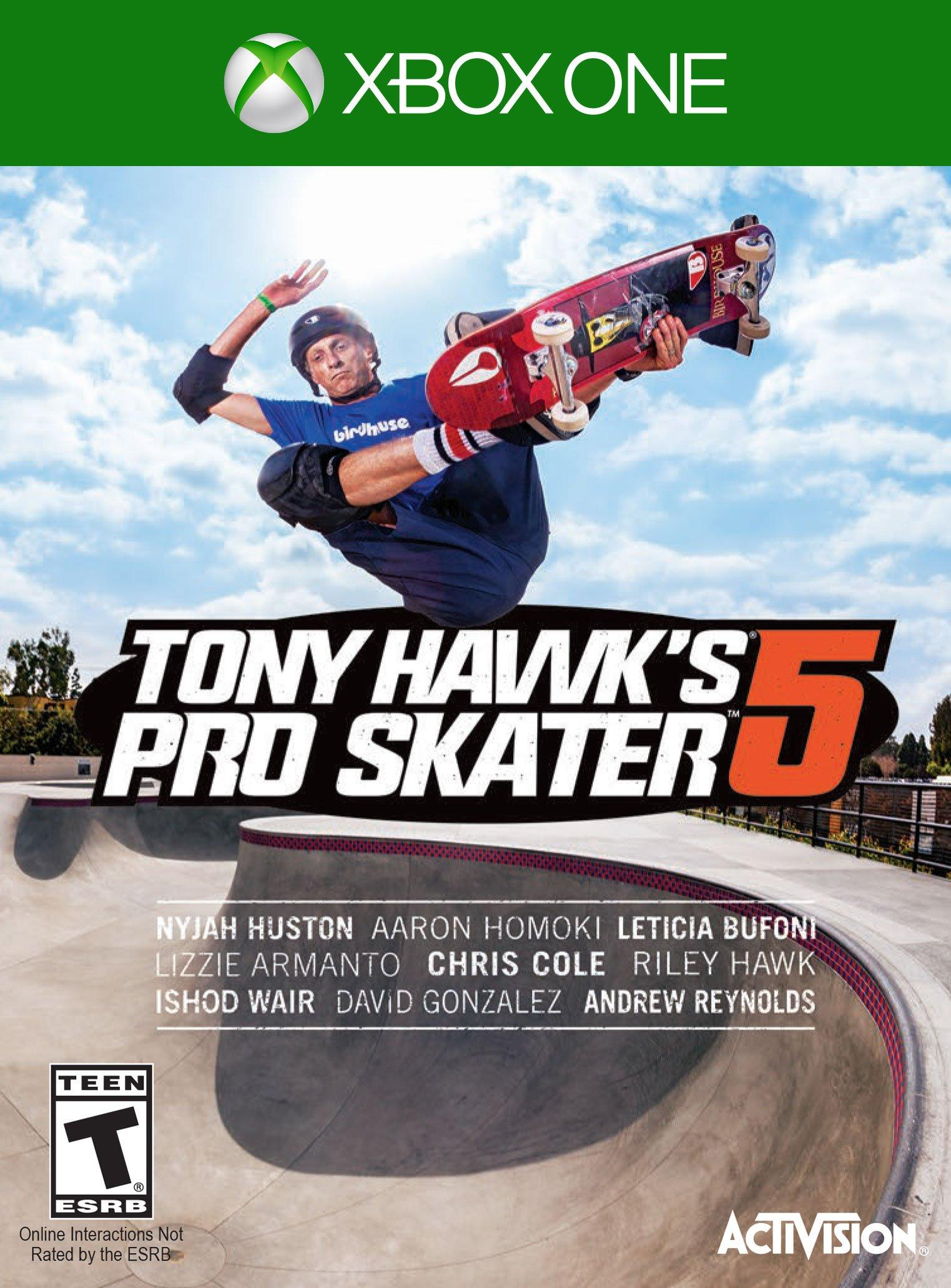 Tony Hawks: Pro Skater 5