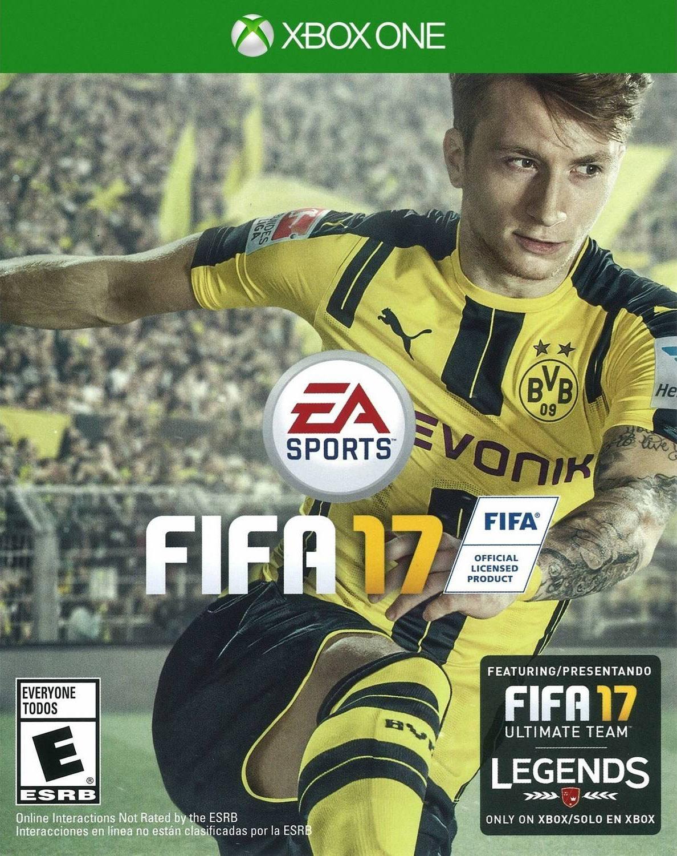 FIFA Soccer 2017 17