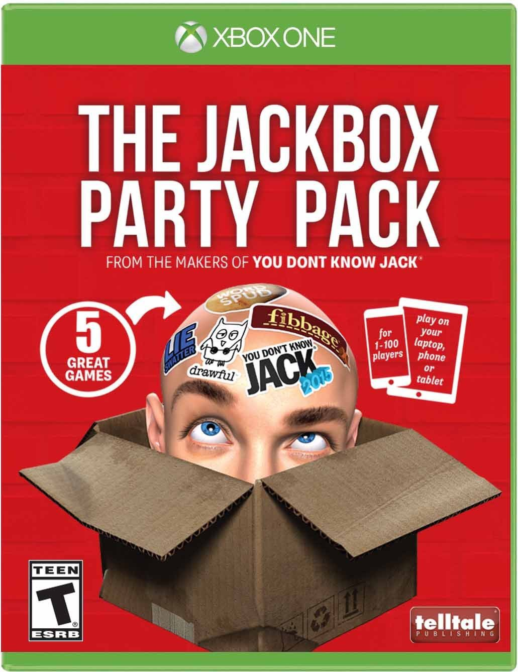 Jackbox Party Pack, The