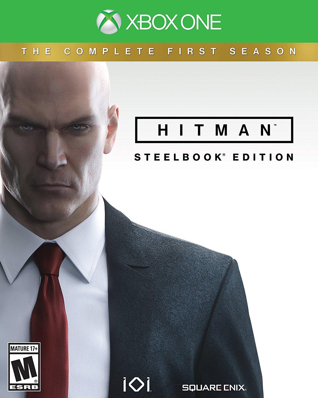 Hitman: Complete First Season