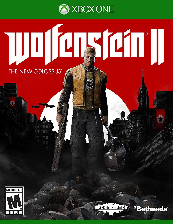 Wolfenstein 2: New Colossus