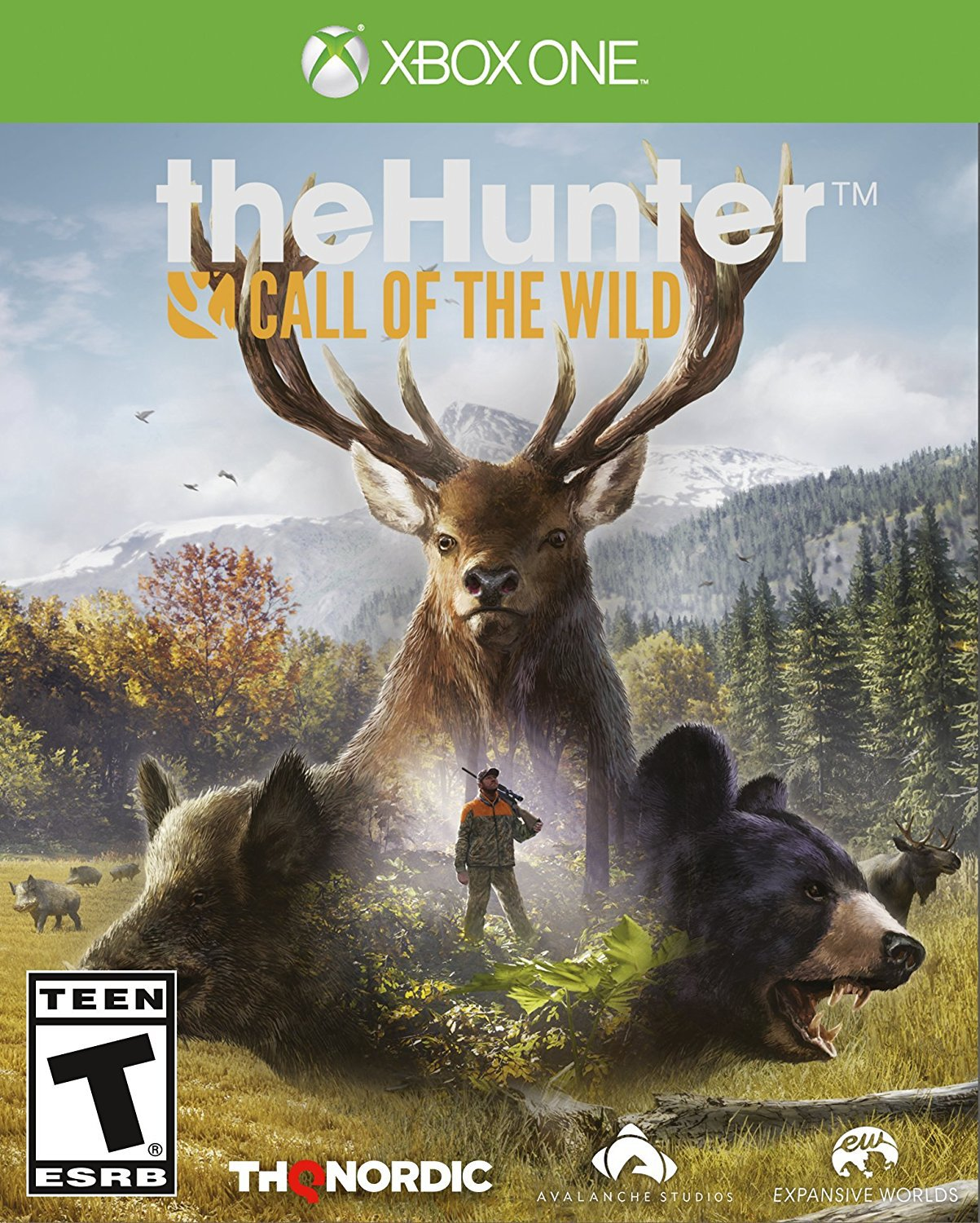 Hunter, The: Call of the Wild