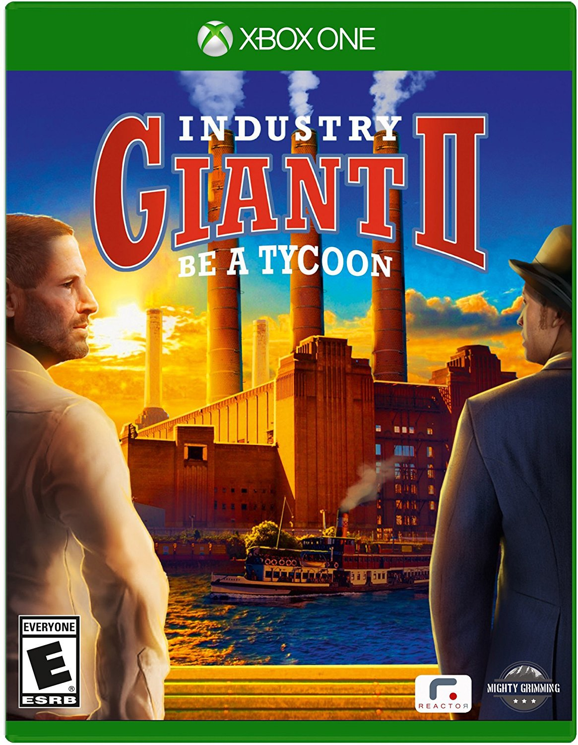 Industry Giant 2: Be A Tycoon
