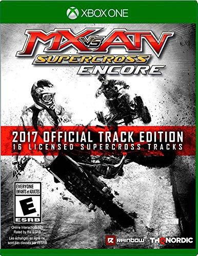 MX vs ATV Supercross 2017