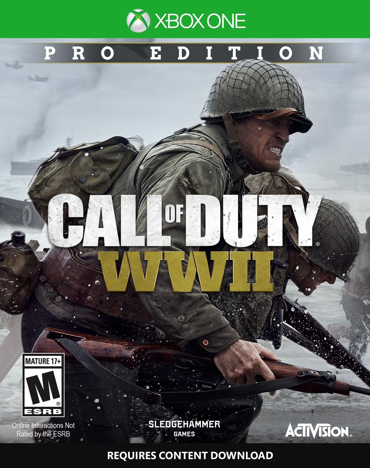 Call of Duty: WWII Pro Edition