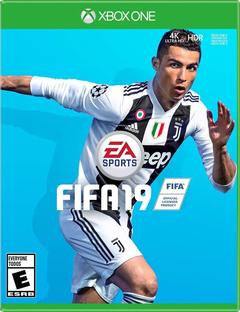 FIFA Soccer 2019 19