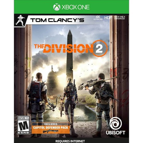 Tom Clancys: The Division 2