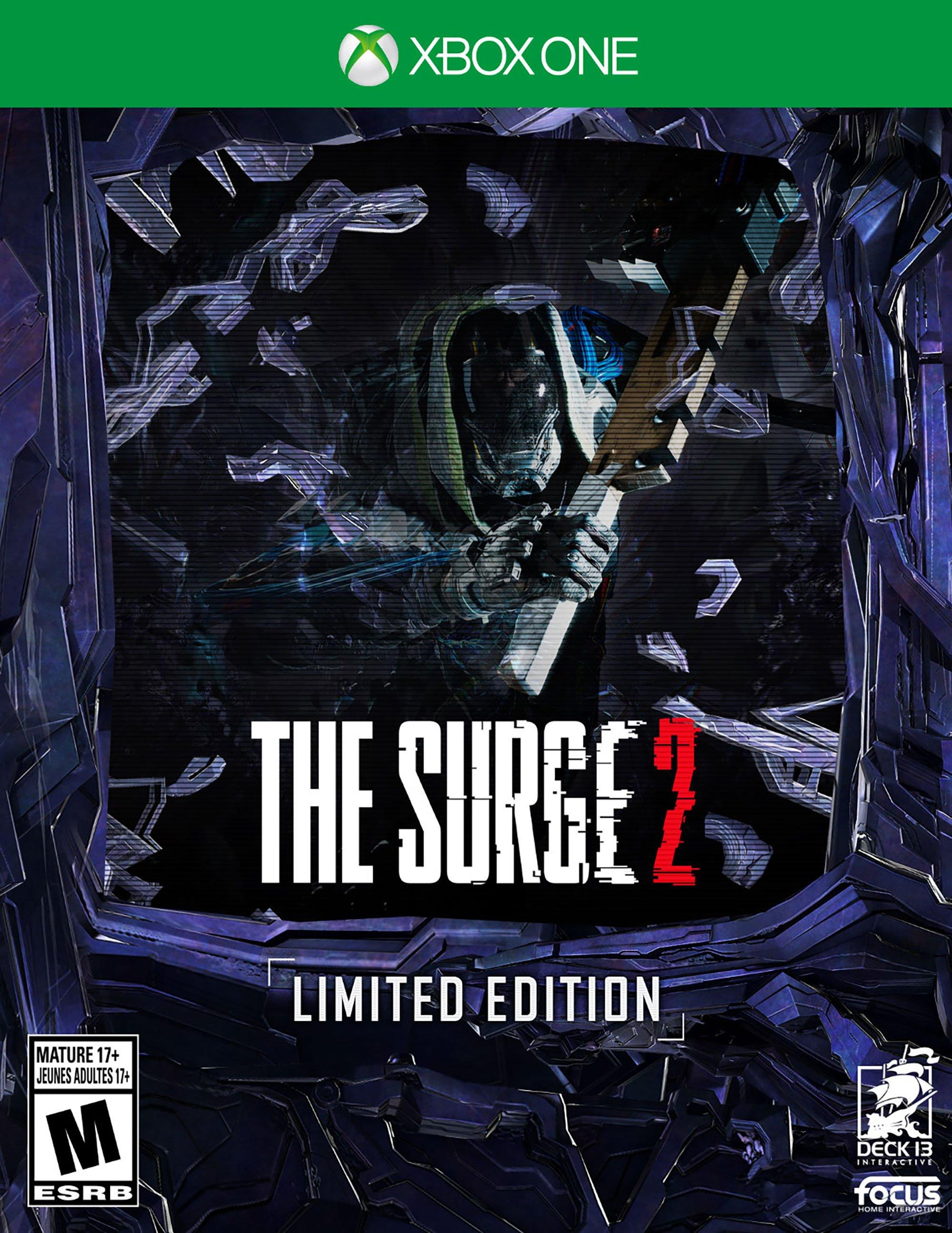 Surge 2, The: Limited Edition