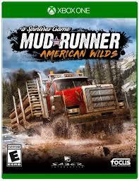 Mud Runner: American Wilds