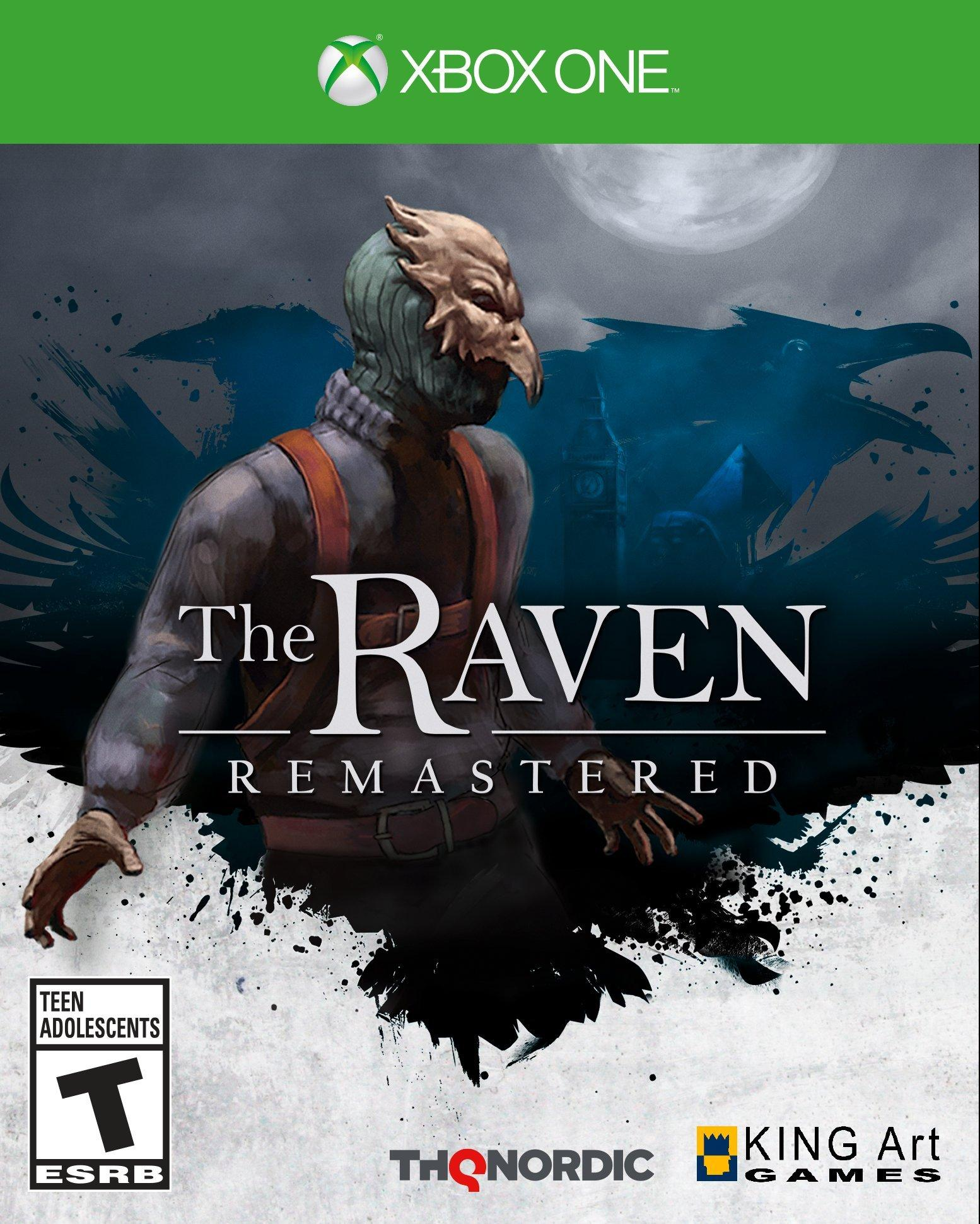 Raven Remastered, The