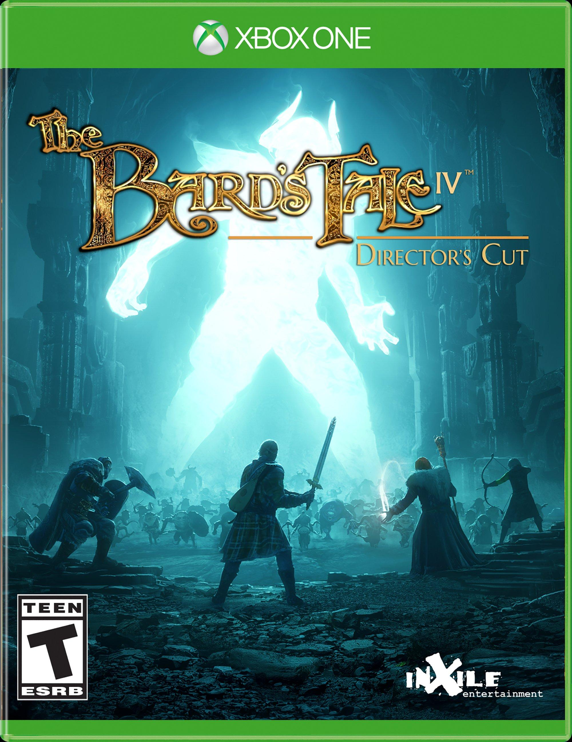 Bards Tale IV, The