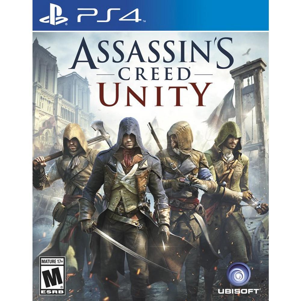 Assassins Creed: Unity