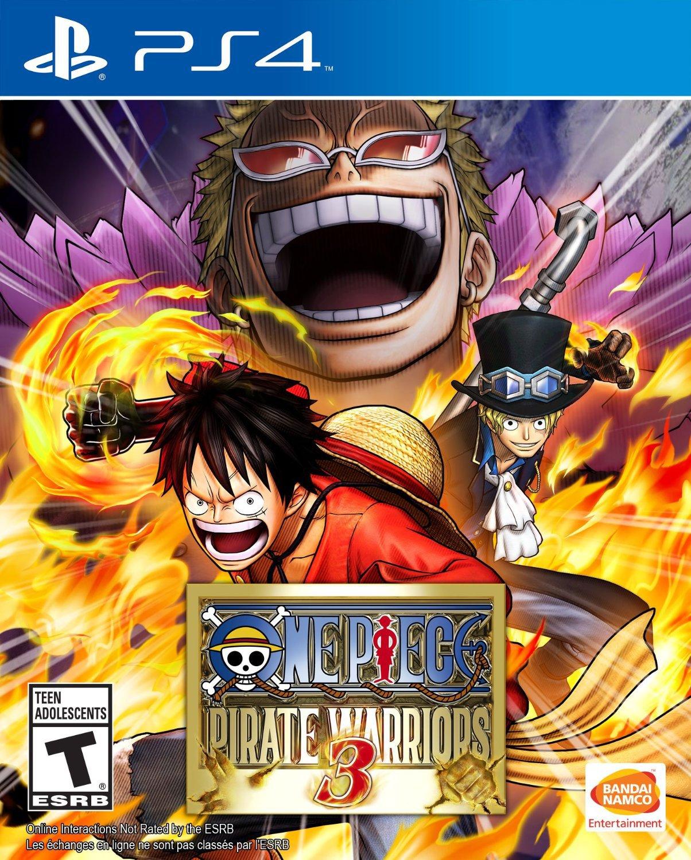 One Piece: Pirate Warriors 3