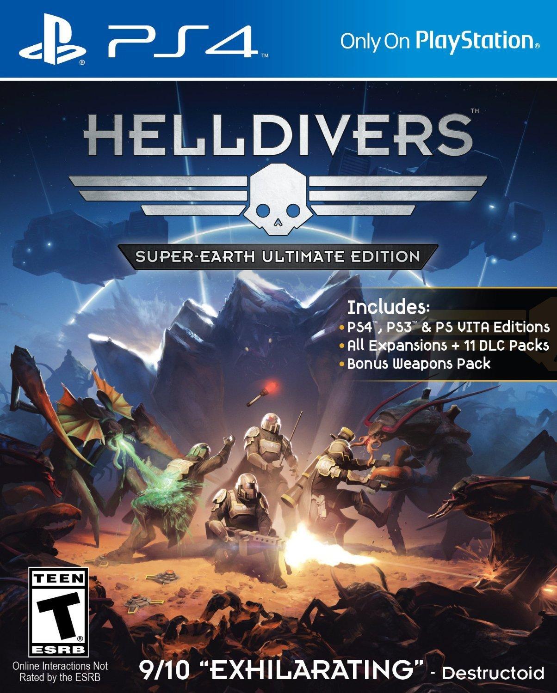 HellDivers: Super - Earth