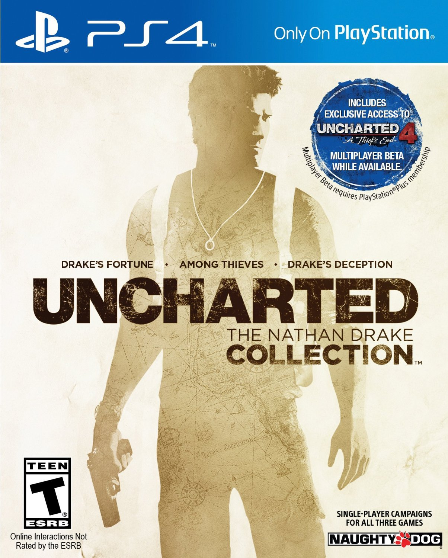 Uncharted: Nathan Drake