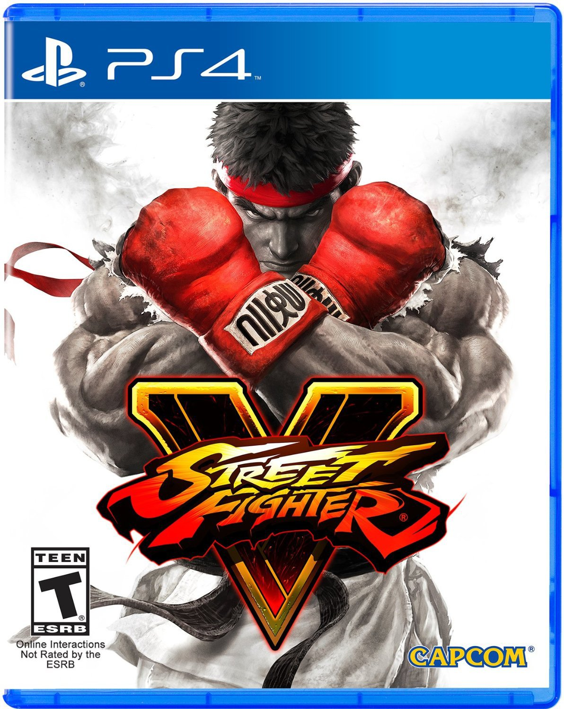 Street Fighter V 5