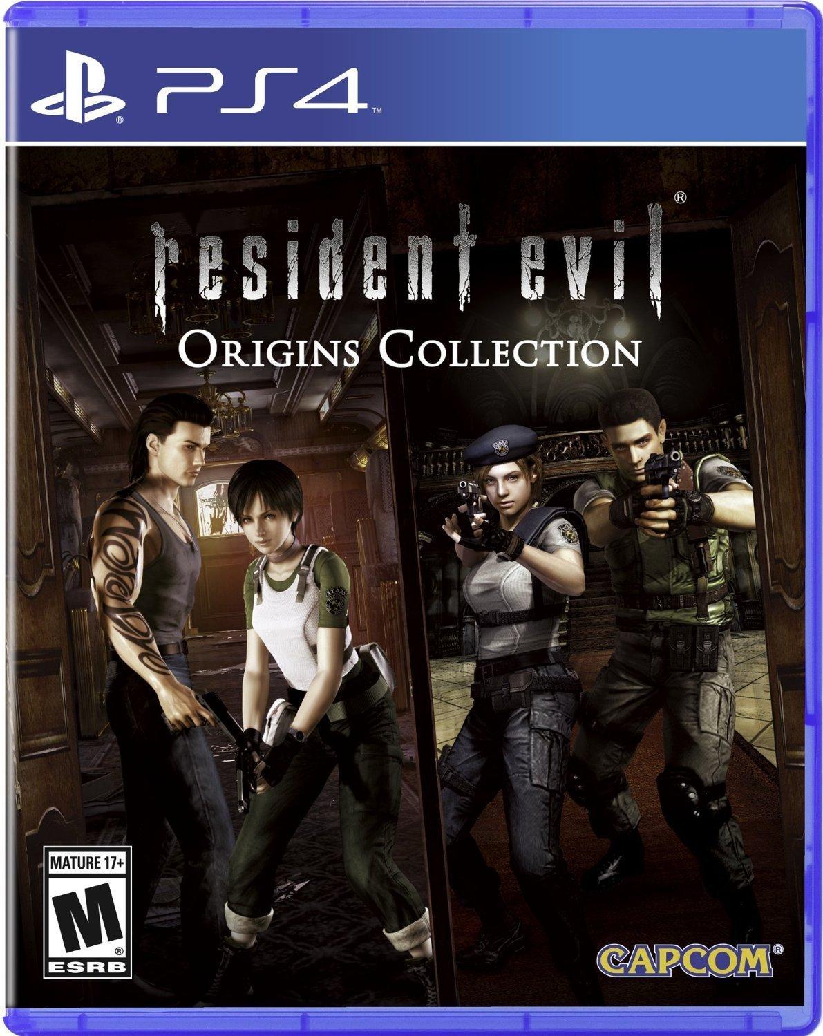 Resident Evil: Origins