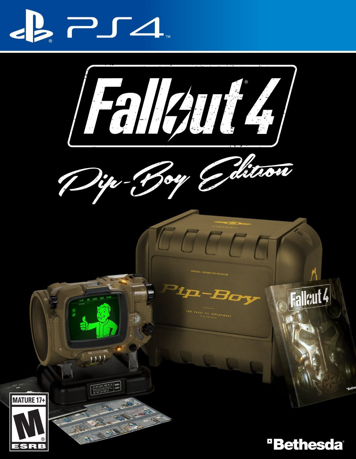 Fallout 4 Pipboy Edition