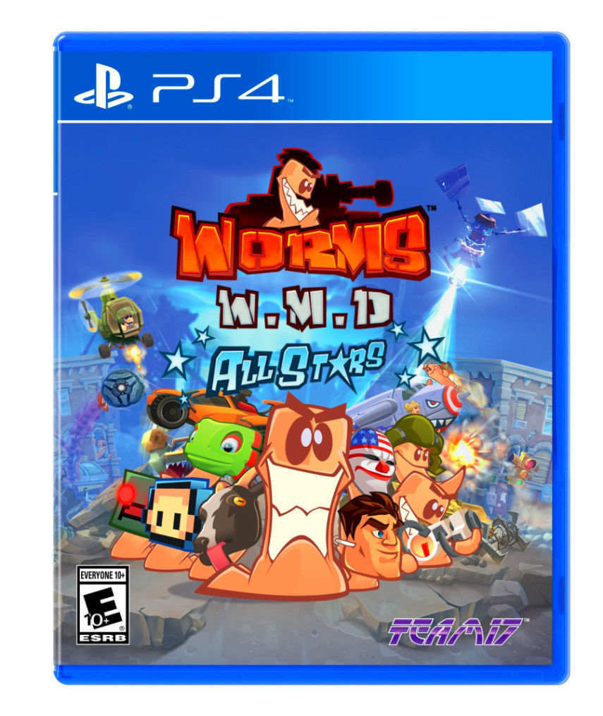 Worms: W.M.D.