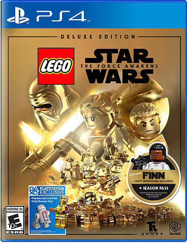 Lego Star Wars: Force Awakens