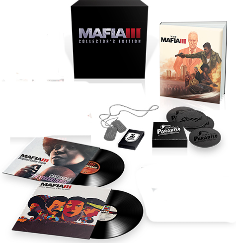 Mafia III Collectors Edition