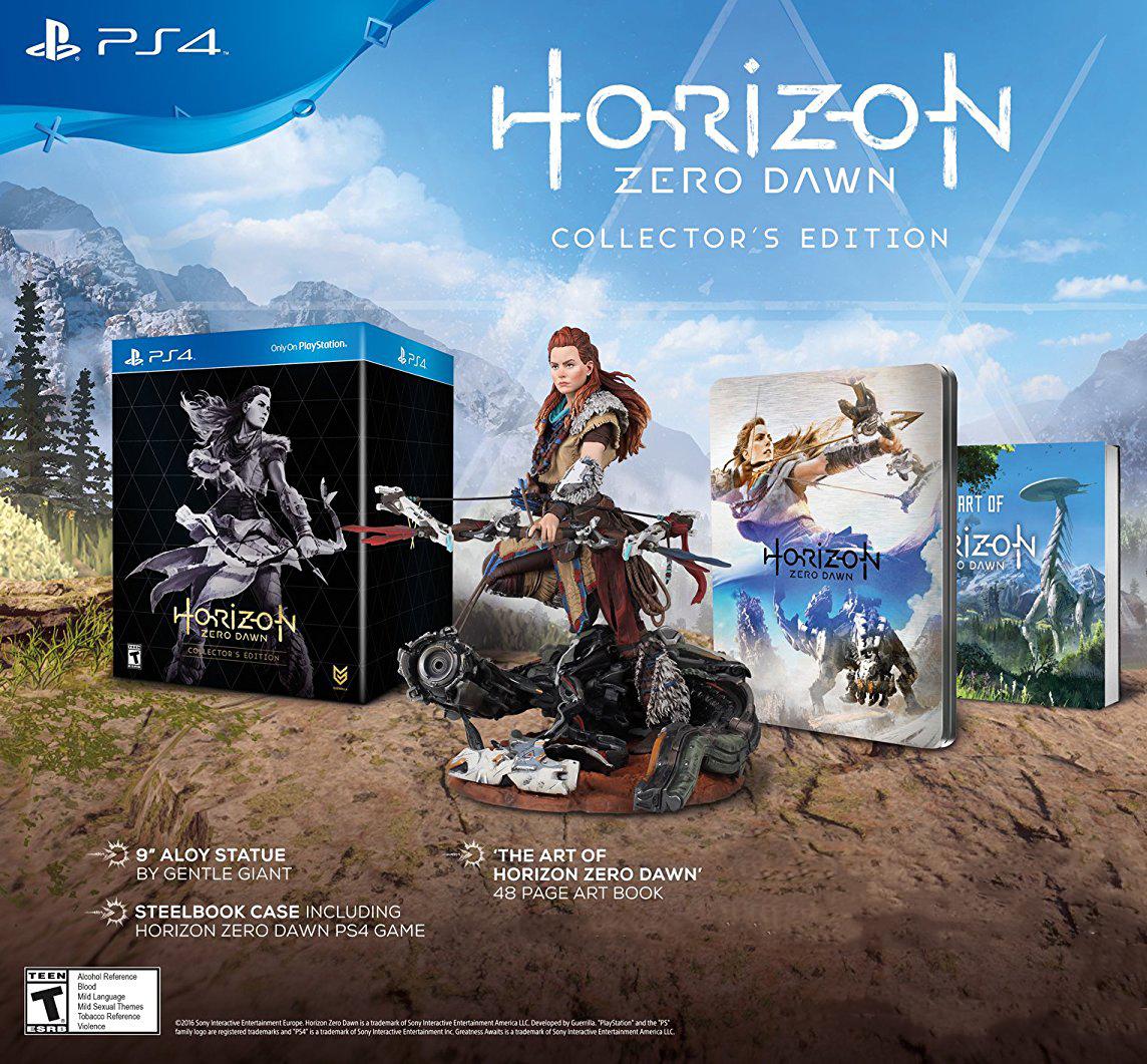 Horizon Zero Dawn: Collectors