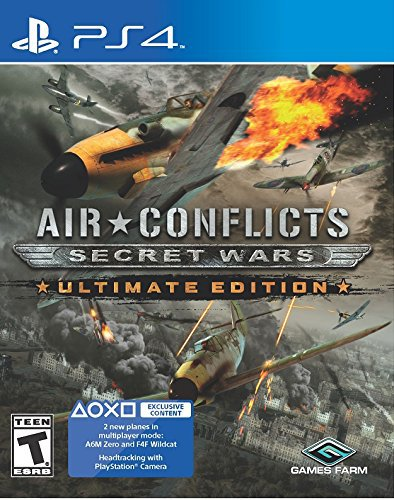 Air Conflict: Secret Wars