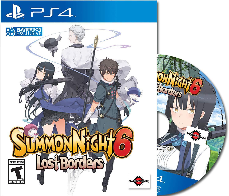 Summon Night 6: Amu Edition