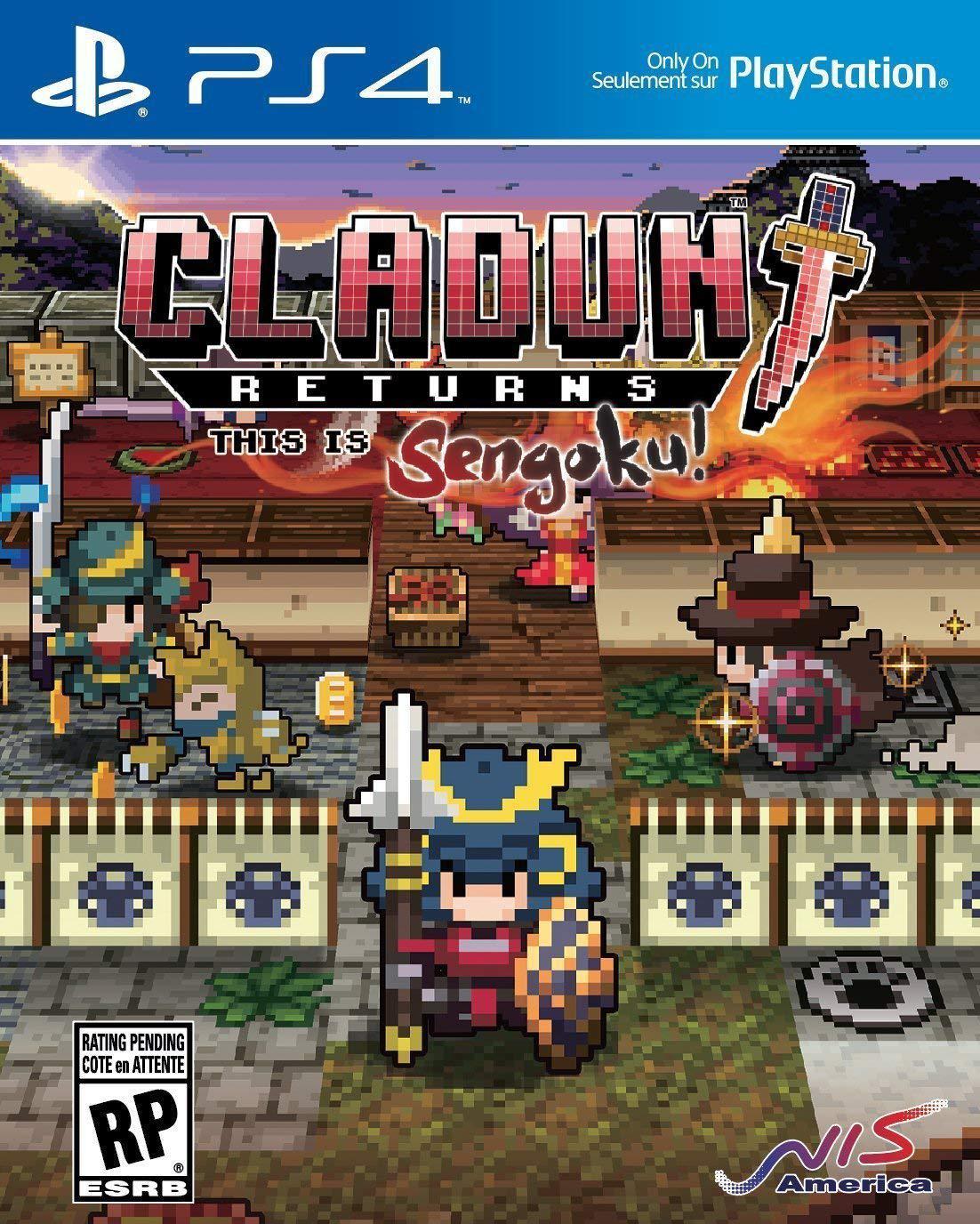 Cladun Returns:This is Sengoku