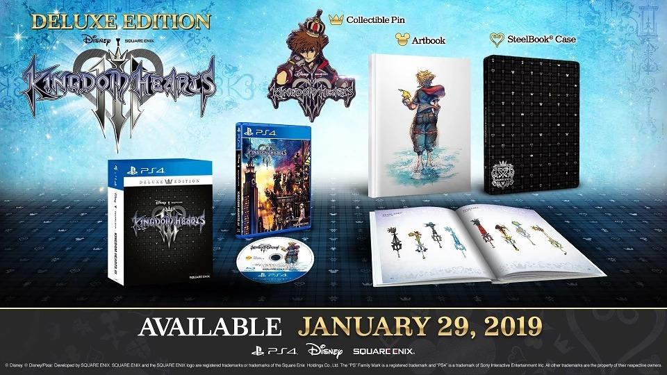 Kingdom Hearts III 3