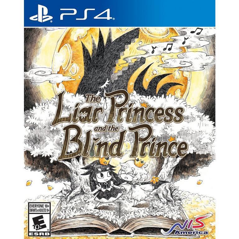 Liar Princess & Blind Prince