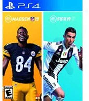 Madden NFL 19 & FIFA 19